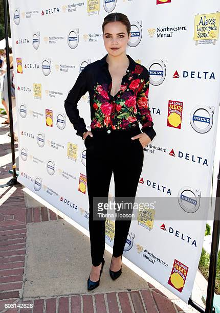 Bailee Madison attends the 7th Annual LA Loves Alex's Lemonade at UCLA on September 10 2016 in Los Angeles California