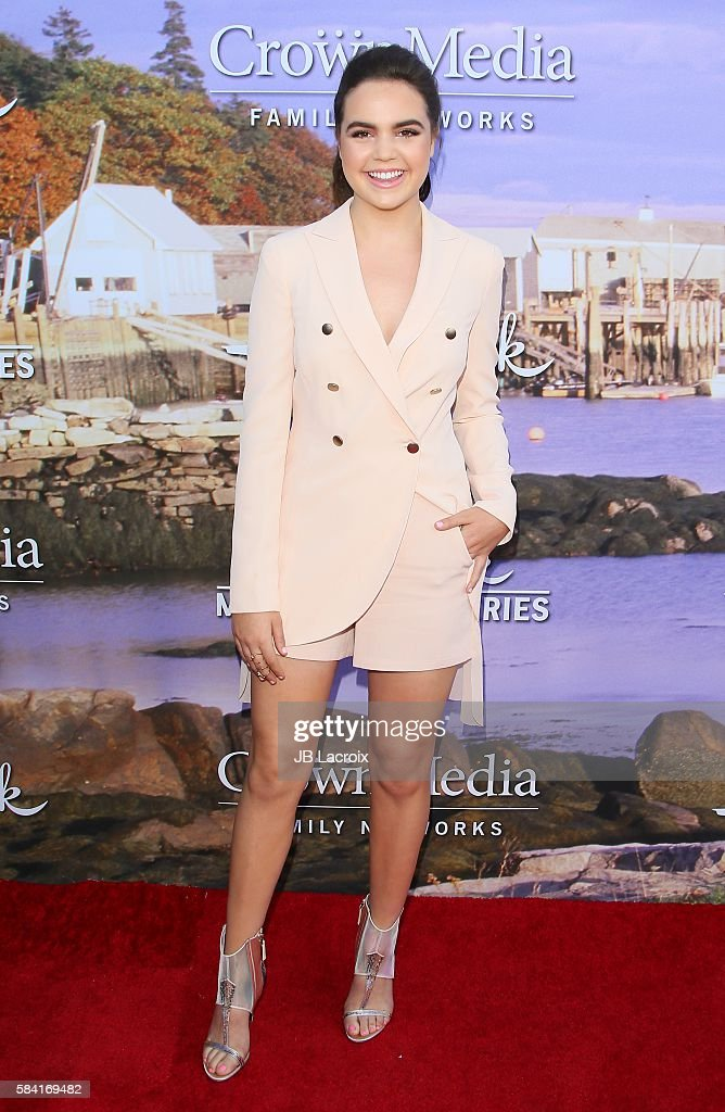 Hallmark Channel And Hallmark Movies And Mysteries Summer 2016 TCA Press Tour Event - Arrivals : News Photo