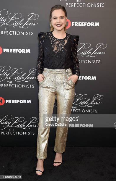 Bailee Madison attends the Pretty Little Liars The Perfectionists Premiere at Hollywood Athletic Club on March 15 2019 in Hollywood California