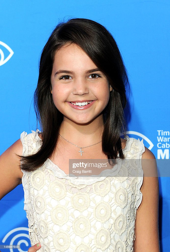 Bailee Madison attends the Time Warner Cable Media 'Cabletime' Upfront at Yotel Hotel on June 7, 2012 in New York City.