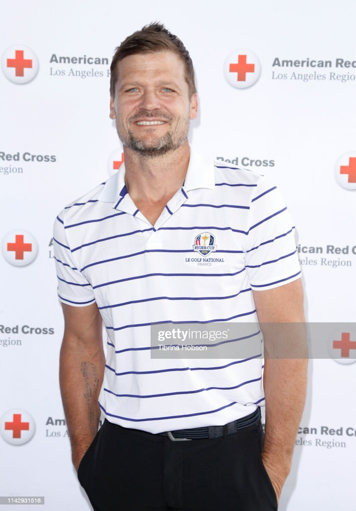 The American Red Cross Los Angeles Region's 6th Annual Celebrity Golf Classic : News Photo