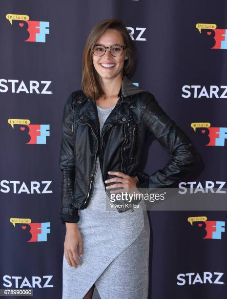 Bailey Noble attends the 3rd Annual Bentonville Film Festival on May 4 2017 in Bentonville Arkansas
