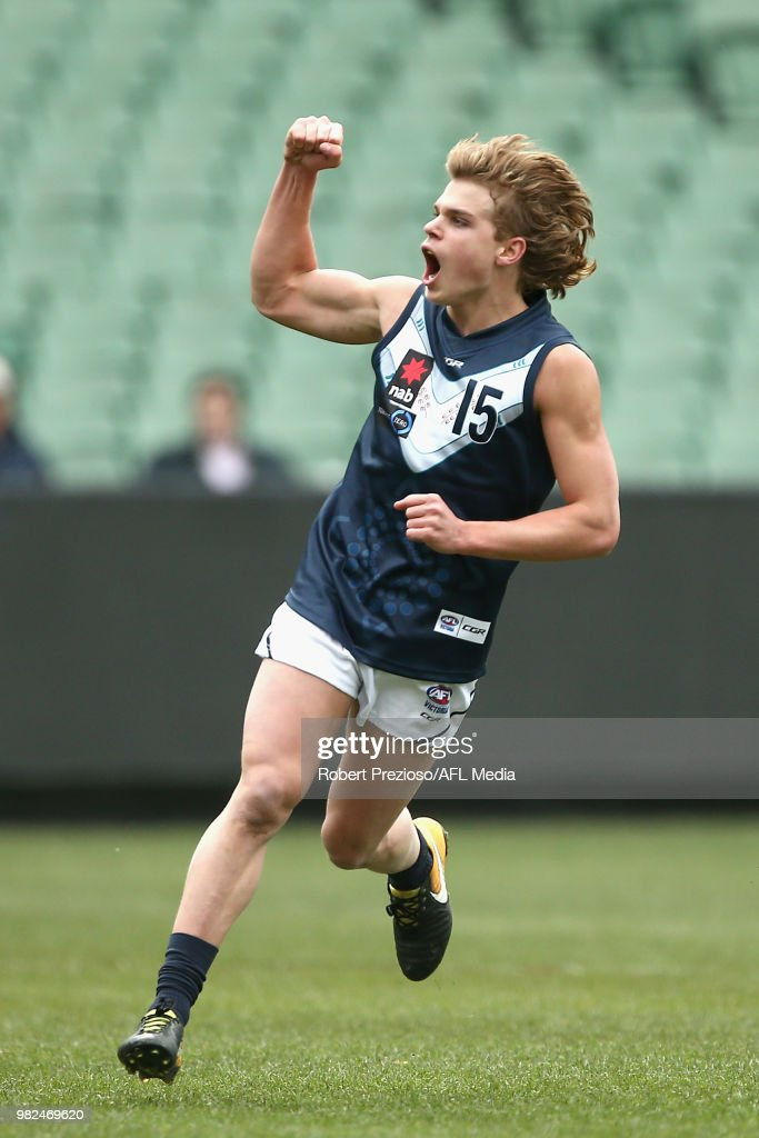 AFL U18 Vic Country Metro v Vic Country