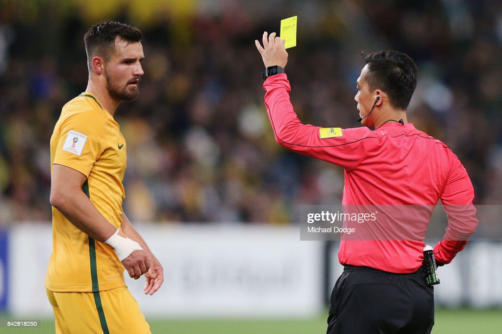 Australia v Thailand - 2018 FIFA World Cup Qualifier : News Photo