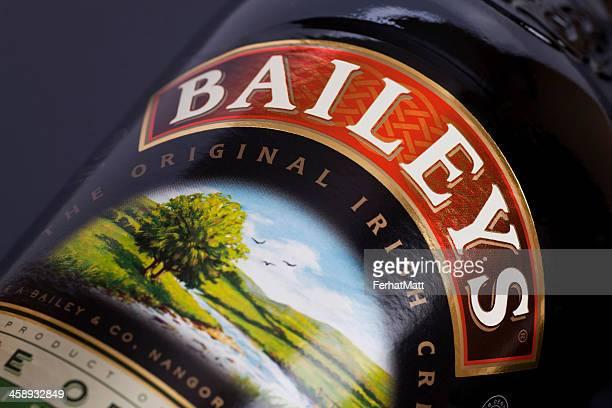 baileys irish cream - irish culture stock pictures, royalty-free photos & images