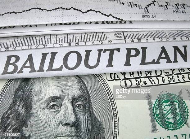 bailout plan - bailout stock pictures, royalty-free photos & images