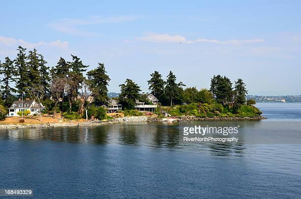 Bainbridge Island, Seattle