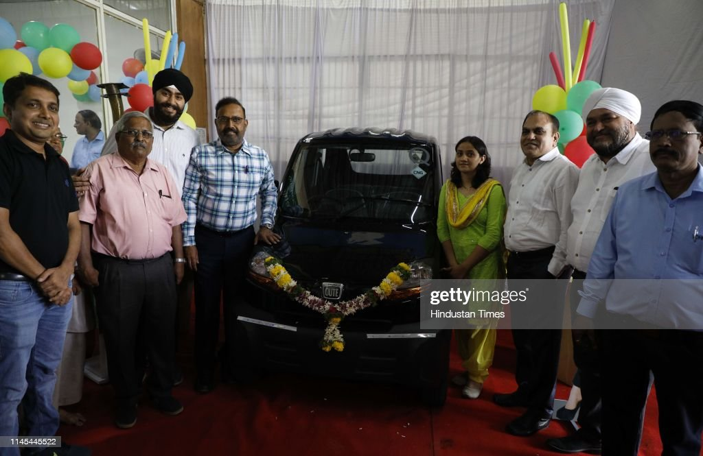 IND: Bajaj Auto Delivers India's First Quadricycle In Pune