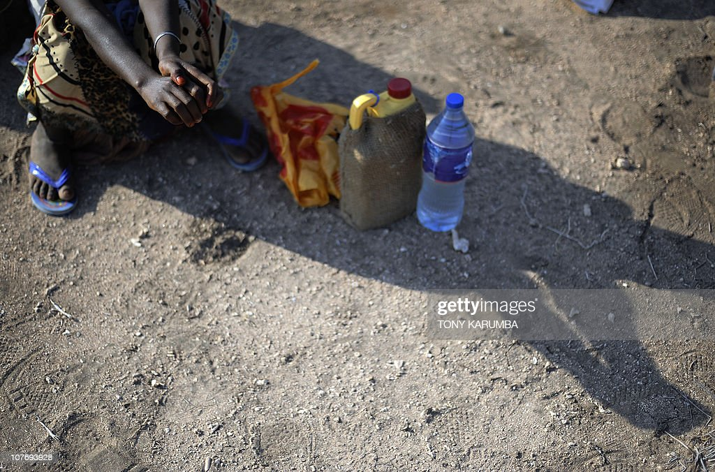 TO GO WITH AFP STORY BY OTTO BAKANOAn E : News Photo
