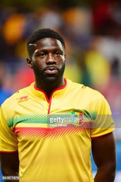 Bakary Sako Mali / Burkina Faso match amical Troyes Photo Dave Winter / Icon Sport