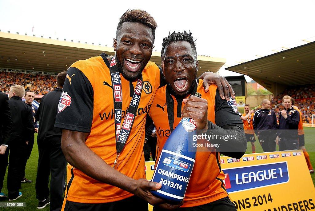 Wolverhampton Wanderers v Carlisle United - Sky Bet League One : News Photo