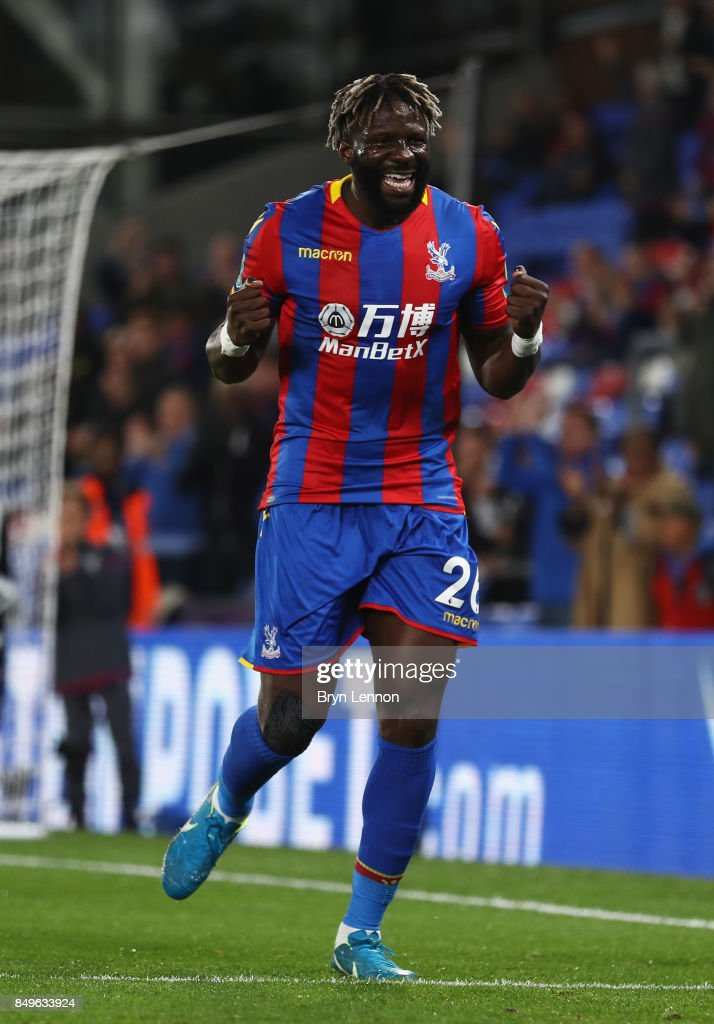 Crystal Palace v Huddersfield Town - Carabao Cup Third Round : News Photo
