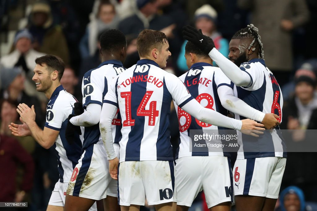 West Bromwich Albion v Wigan Athletic - FA Cup Third Round : News Photo