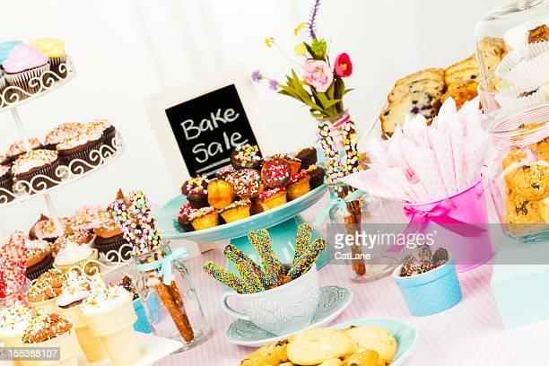 Bake Sale Fundraiser