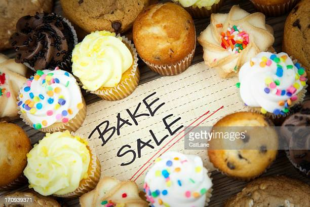bake sale - sale stock photos and pictures