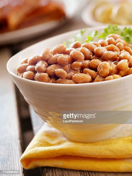Baked Beans at a Picnic