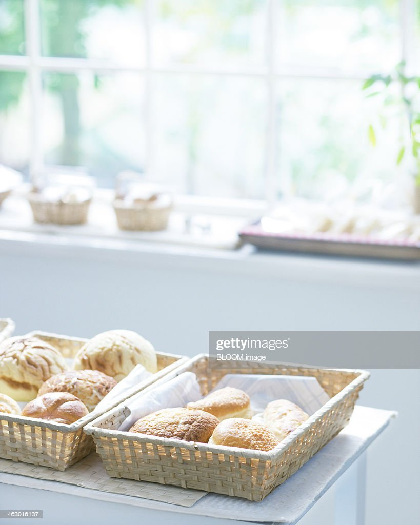 Baked Food In A Tray : Stock Photo