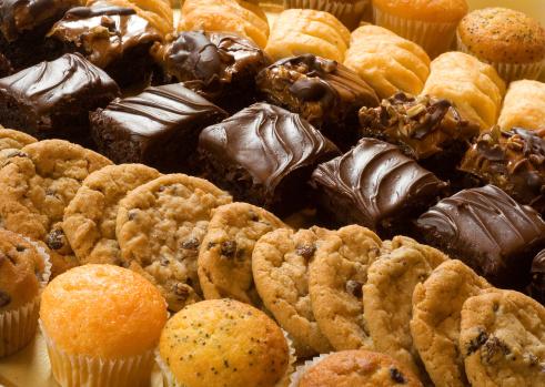 Baked goods 139885298