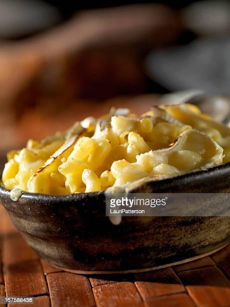 焼きマカロニ&チーズ - 副菜 ストックフォトと画像