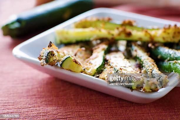 Fagioli zucchine fritte