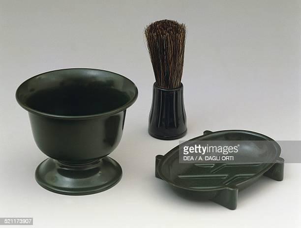 Bakelite shaving set 19301939 United Kingdom 20th century United Kingdom