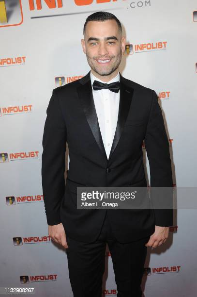 Baker Halleran arrives for PreOscar Soiree Hosted By INFOListcom and Birthday Celebration for Founder Jeff Gund held at SkyBar at the Mondrian Los...