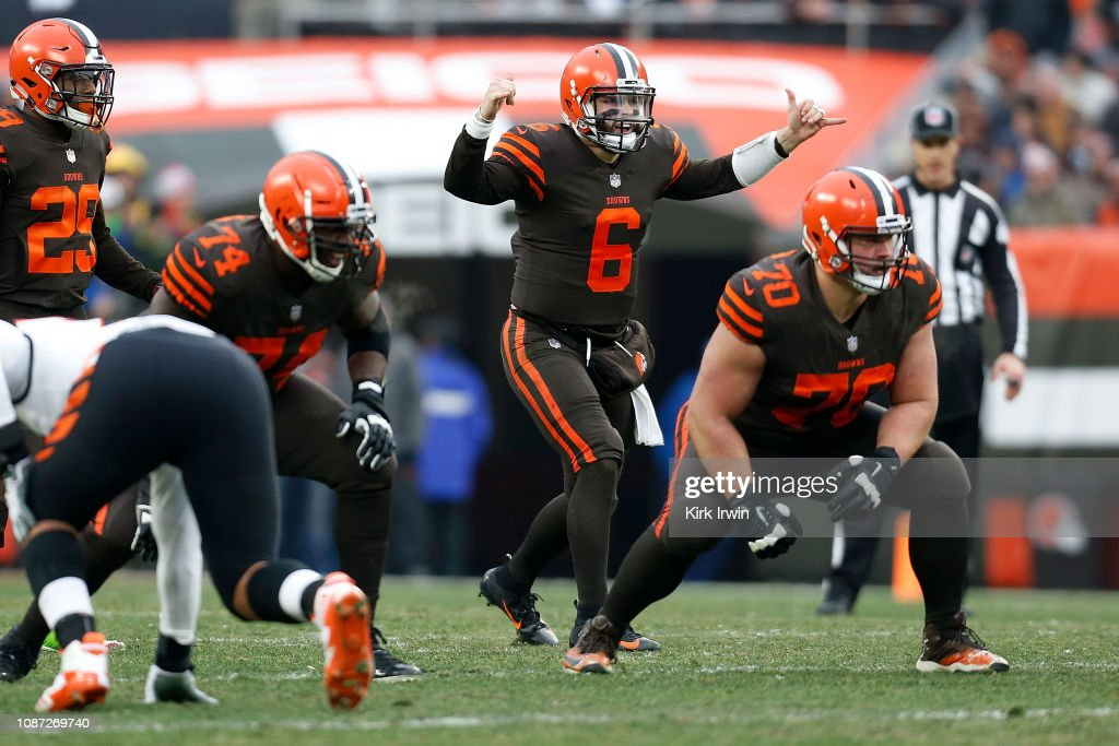 Cincinnati Bengals v Cleveland Browns : News Photo