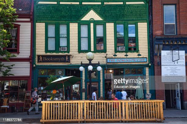 Baker Street Nelson West Kootenay British Columbia Canada