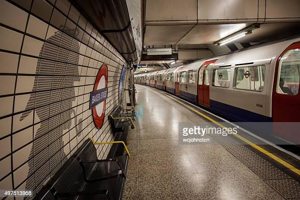 Baker Street Tube Station London