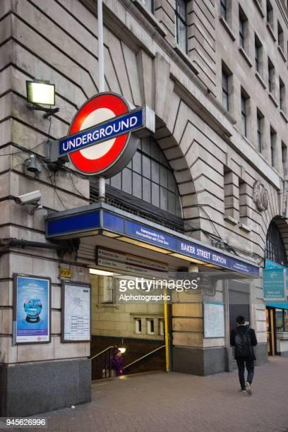 Baker Street tube station