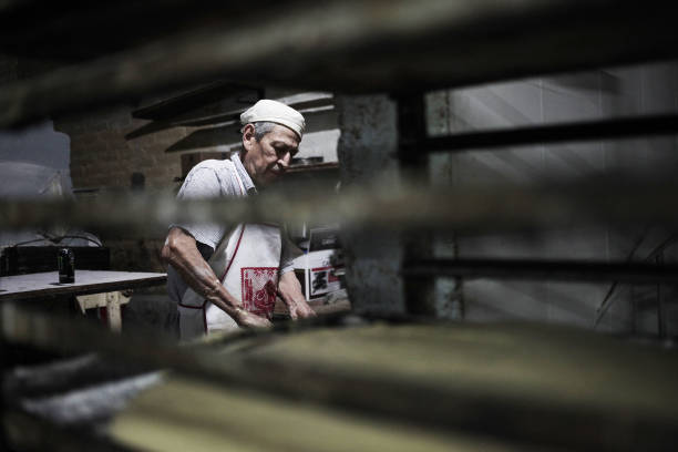 MEX: Bakers Produce The Traditional Pan de Muerto