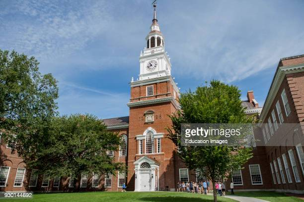 BakerBerry Library Dartmouth College Hanover New Hampshire
