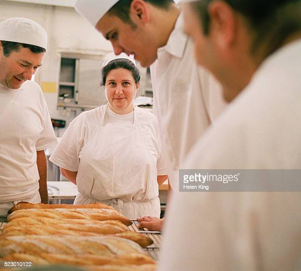 Bakers at Work