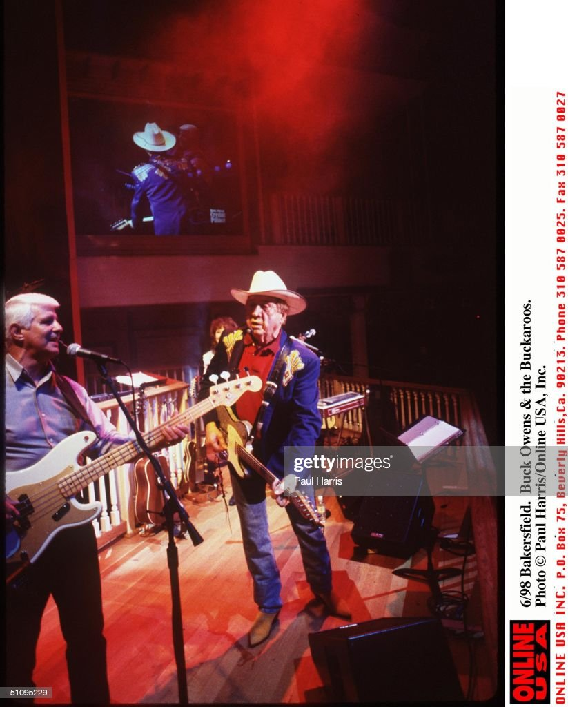 Bakersfield, Ca Buck Owens & The Buckaroos  News Photo - Getty Images