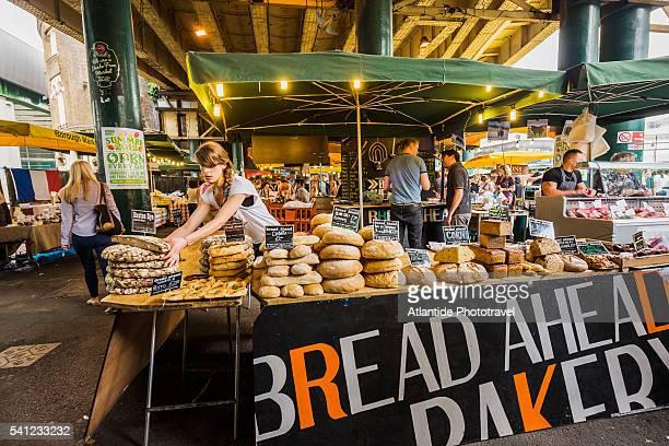 Bakery in Borough Market