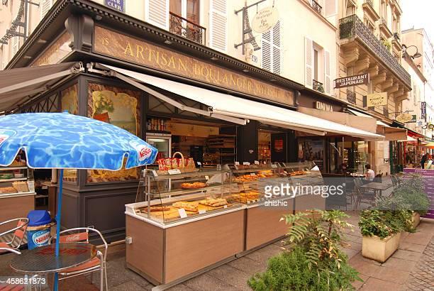 Bakery in Paris