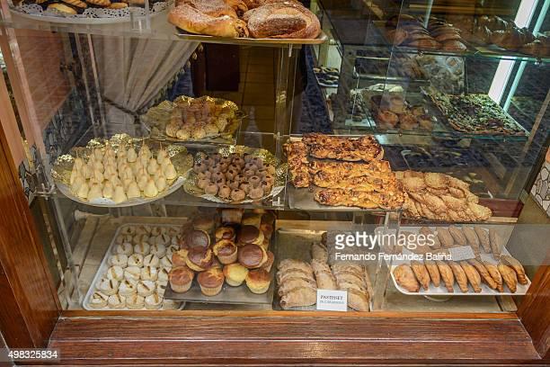 Bakery's showcase