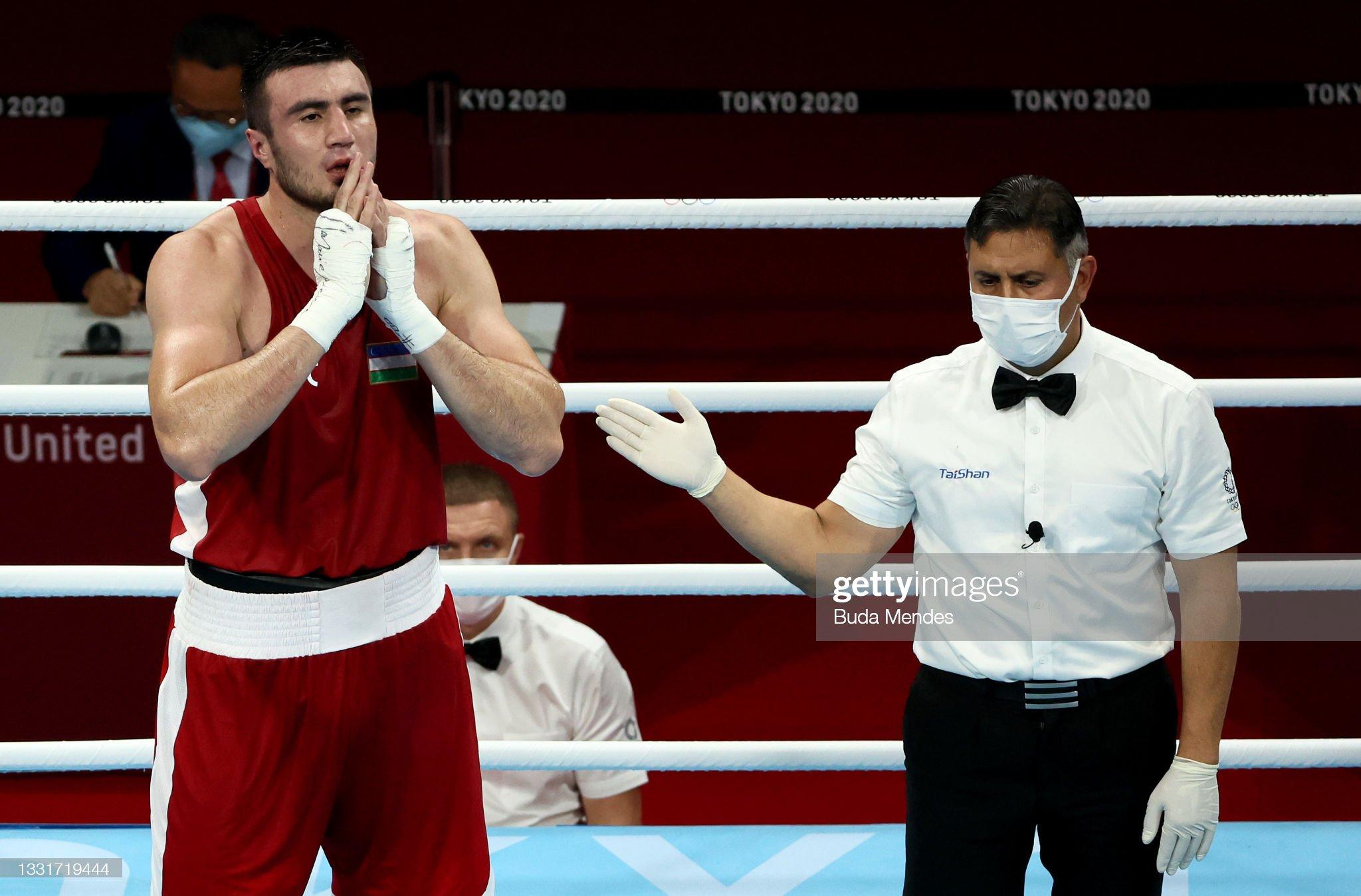Boxing - Olympics: Day 9 : News Photo