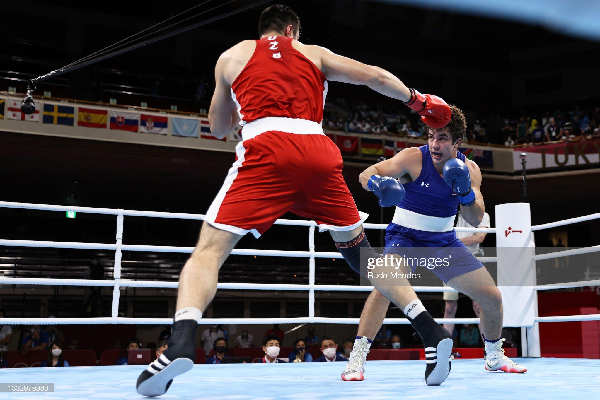Boxing - Olympics: Day 16 : News Photo