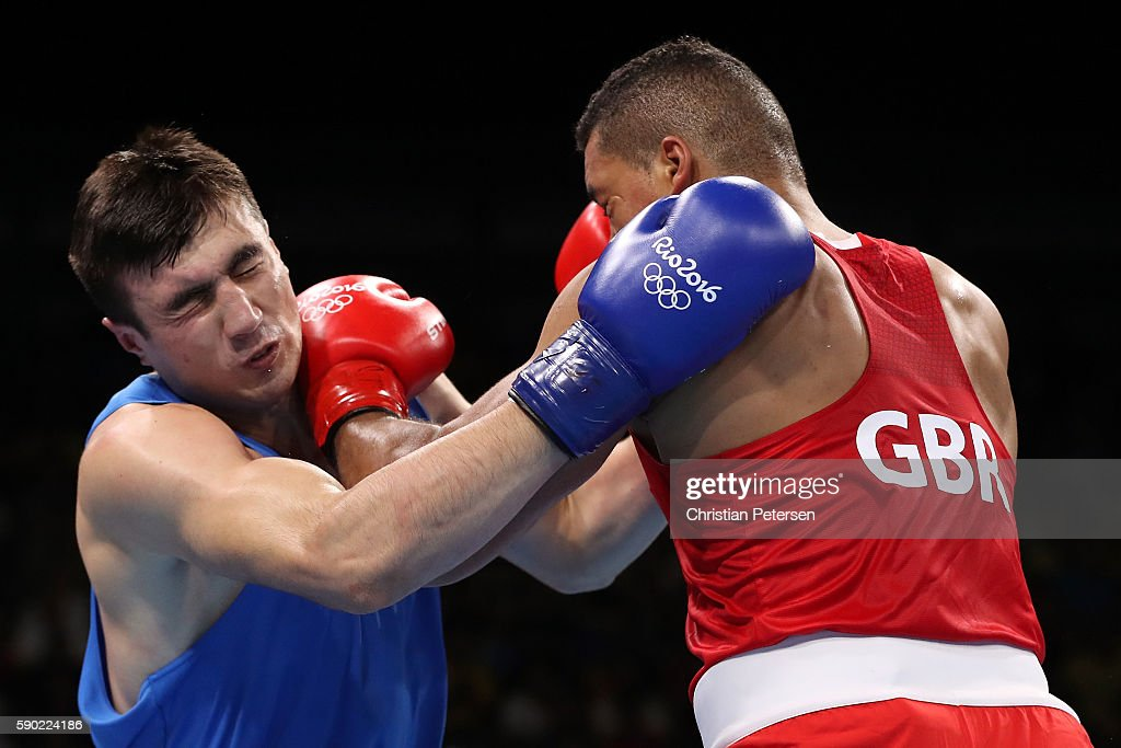 Boxing - Olympics: Day 11 : News Photo