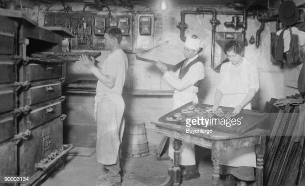 Baking Bread on the Lower East Side of New York