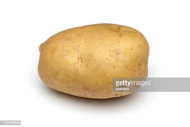 baking potato - raw potato stock pictures, royalty-free photos & images