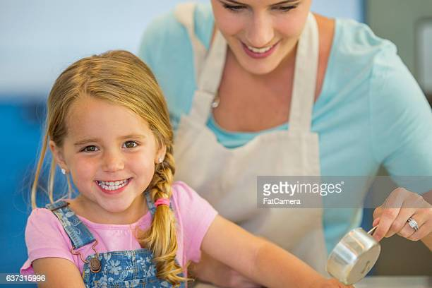 Baking Together on Mother's Day