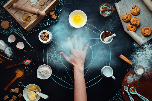 Baking transmutation - gettyimageskorea