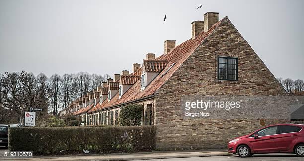 Bakkehusene - the Hill Houses - Copenhagen, Denmark