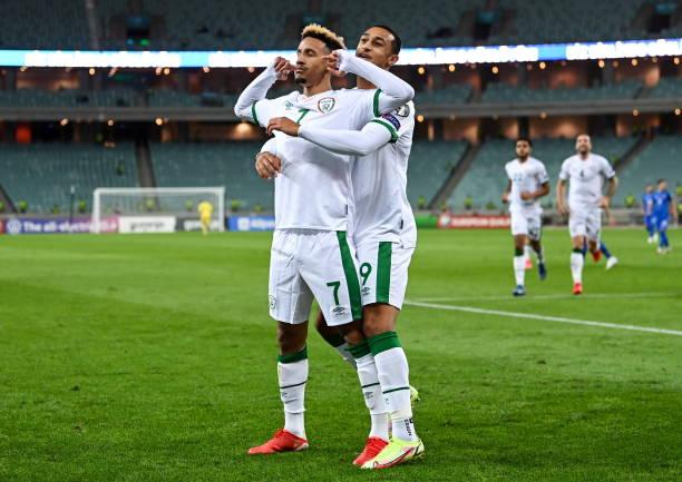 UNS: Azerbaijan v Republic of Ireland - 2022 FIFA World Cup Qualifier