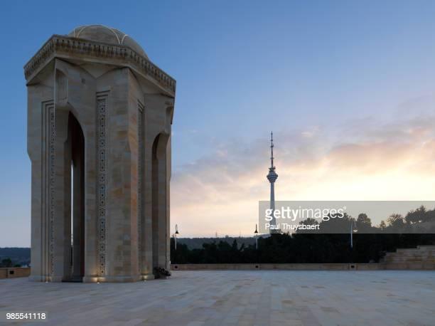 Baku Eternal Flame Monument