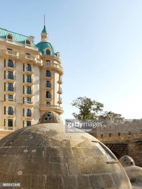 Baku Old City Hammam Roof