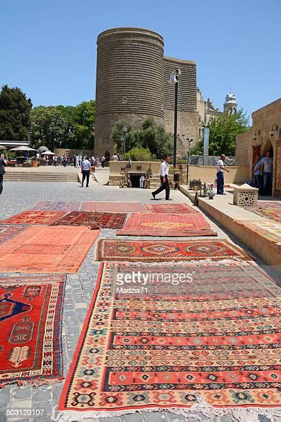 baku - azerbaijan stock pictures, royalty-free photos & images