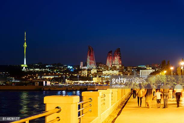 baku - syolacan stock pictures, royalty-free photos & images